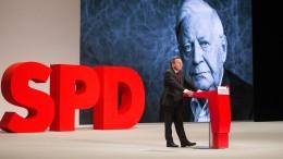 Die SPD darf die Macht nicht verachten