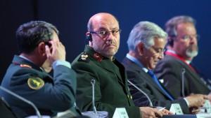 Scharfe Töne zwischen Iran und Saudi-Arabien