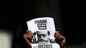 """Saudischer Kronprinz nannte Khashoggi """"gefährlichen Islamisten"""""""