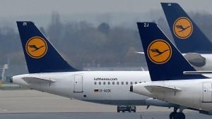 Gespräche zwischen Lufthansa und Piloten abgebrochen