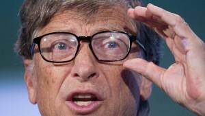 Bill Gates steigt bei spanischem Baukonzern FCC ein