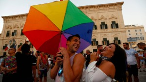 Malta führt Ehe für alle ein