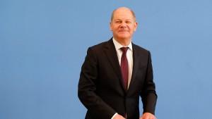 Scholz bewirbt sich um Potsdamer Direktmandat