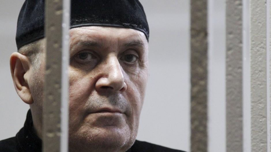 Vier Jahre Lagerhaft für NGO-Leiter in Tschetschenien