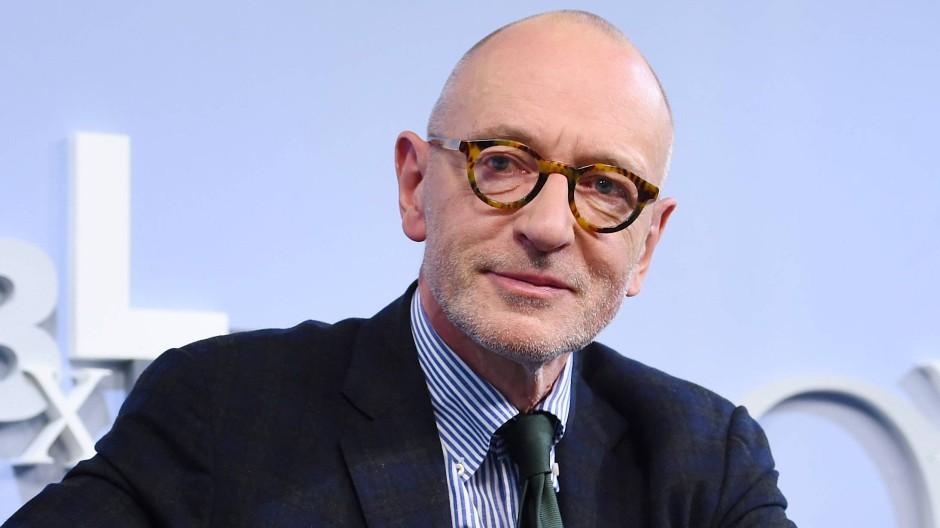 Der Historiker und Publizist Ulrich Raulff