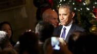 Obama kündigt Reaktion auf russischen Hackerangriff an