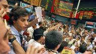 Börse in Sao Paulo