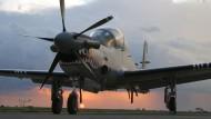Die Rückkehr der Propeller-Kampfflugzeuge