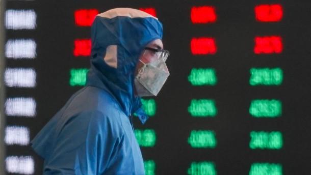 Warum sich Chinas Börse so gut schlägt