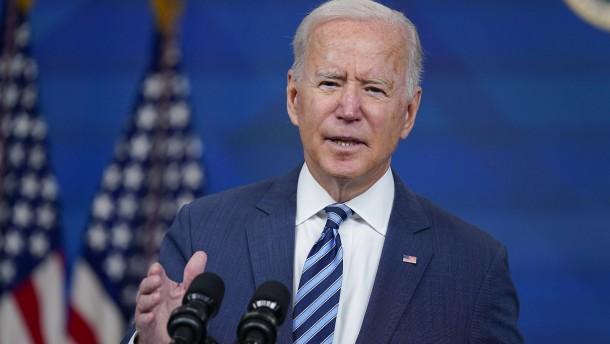 """Biden: Verfassungsrichter """"beleidigen"""" Rechtsstaat"""