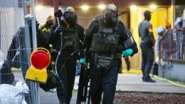 BKA-Chef: Anschlag mit Biobombe geplant