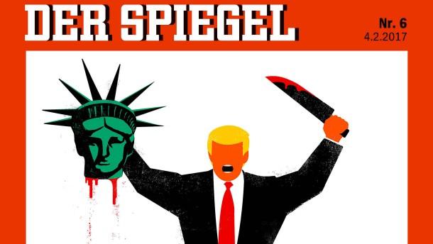 Der Präsident als Killer