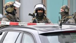 Polizei beendet Geiselnahme im Jugendamt