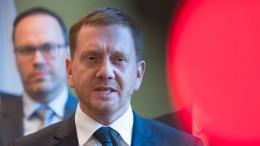 Sachsen-CDU macht Weg frei für Kenia-Koalition