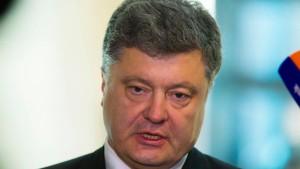 Poroschenkos Versprechen