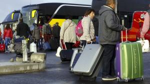 Streik am Brüsseler Flughafen dauert an