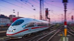 ICE-Strecke Frankfurt–Köln wieder komplett frei