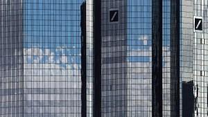Chinesische HNA reduziert Anteil an Deutscher Bank