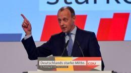 """""""Die CDU steht zu ihren Vorsitzenden"""""""