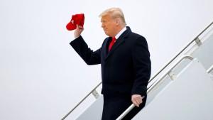 Was ist McConnells Plan für Trump?
