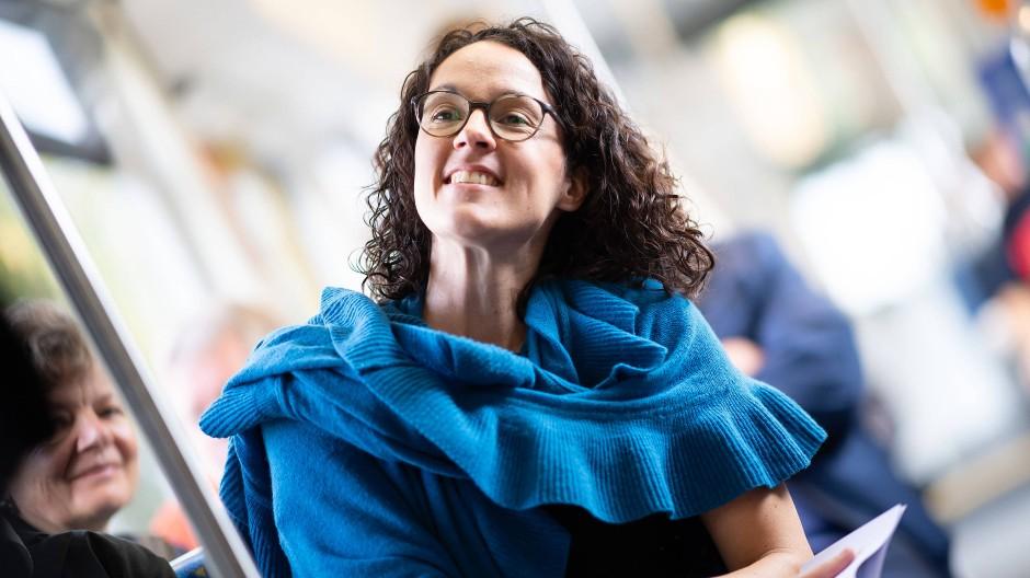 Wissenschafts- und Kunstministerin Angela Dorn hat sich zu den Vorgängen an der Universität Hamburg geäußert.