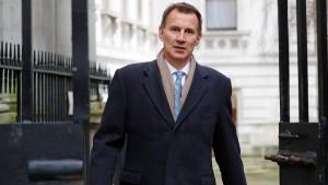 Britischer Außenminister kritisiert Trumps Weltbild