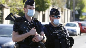 Die Wut in Frankreichs Sicherheitskräften wächst