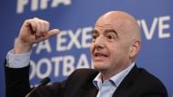 Fünfzig Prozent Zuschlag für die Fifa-Chefs?