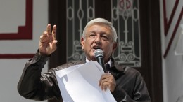 Künftiger Präsident Mexikos kürzt sich selbst das Gehalt