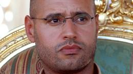 Gaddafi-Sohn Seif al-Islam äußert Präsidentschaftsambitionen