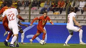 Belgien bezwingt Schweiz und übernimmt Führung