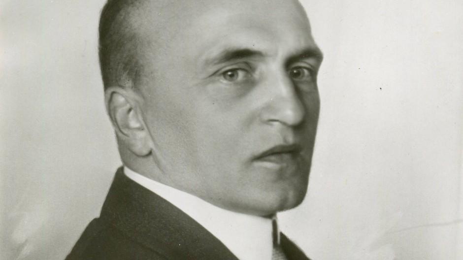 Bruno Müller war als Rechtsdezernent nach 1933 auch für Stiftungen zuständig.