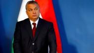 Der ungarische Ministerpräsident Viktor Orbán im November 2016