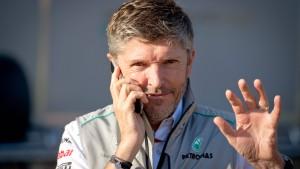 Mercedes trennt sich von Geschäftsführer Fry