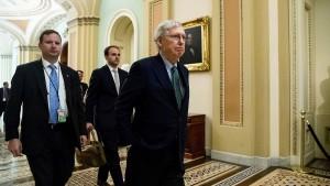 Stehen die Republikaner weiter hinter Trump?