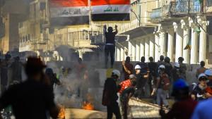 Iraks Regierungschef gesteht Fehler ein