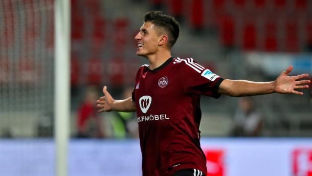 Befreiungsschlag für den 1. FC Nürnberg