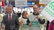 GDL-Chef verspricht streikfreie Woche