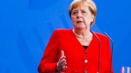 """Verhandlungsführer Barnier wird uns heute informieren"""