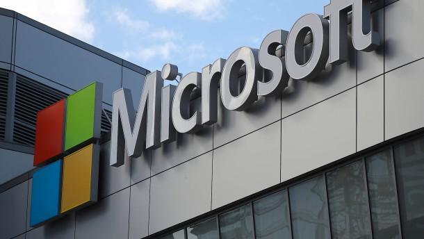 Microsoft Hackerangriff
