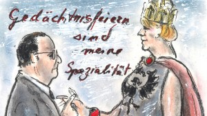 Hollande und Angela Germania