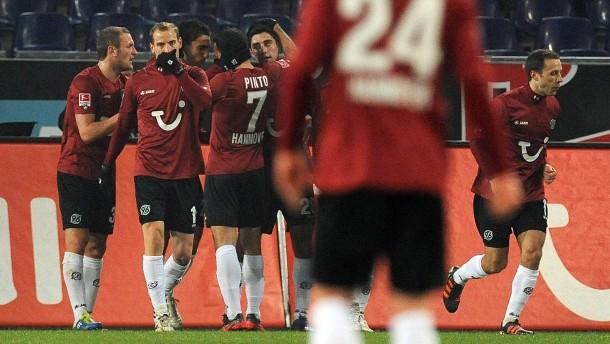 Hannover kann noch gewinnen