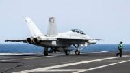 Amerika und Frankreich fordern von Partnern mehr Kampfeinsatz