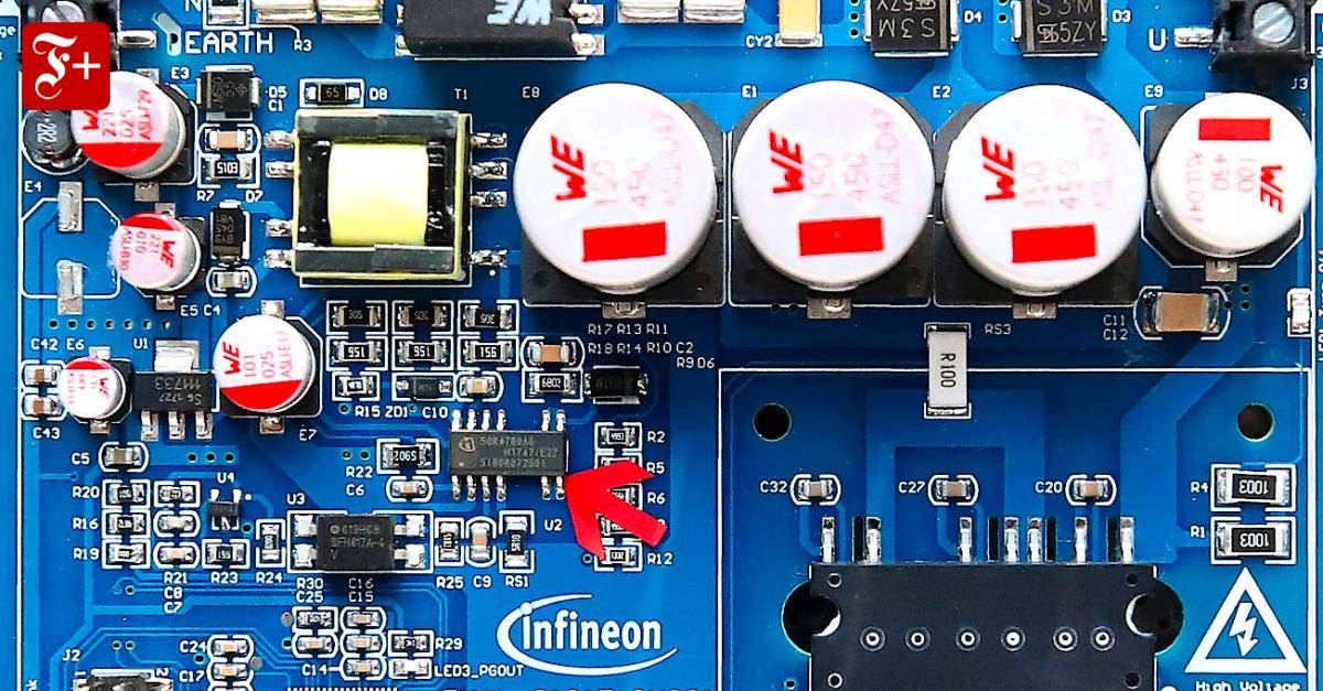"""Infineon-Vorstandschef Ploss: """"Europa darf seine Industrien nicht verlieren"""""""