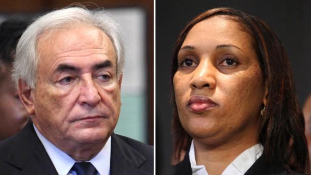 Strauss-Kahn einigt sich mit Zimmermädchen