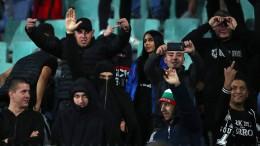 Rassismus-Skandal bei England-Partie in Bulgarien
