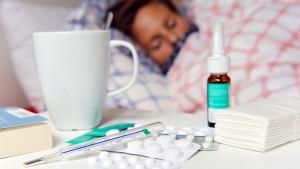 Außergewöhnlich schwere Grippewelle im vergangenen Winter