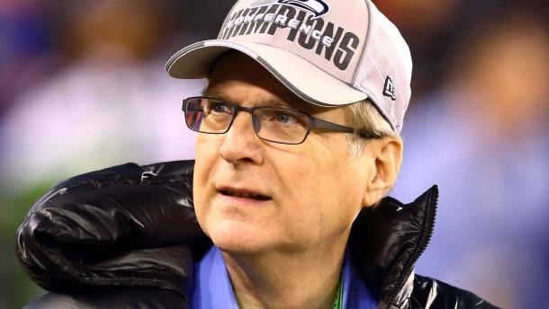Microsoft-Mitgründer Paul Allen ist an Krebs gestorben