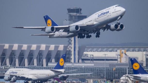 Lufthansa plant deutlich mehr Flüge ab Juni
