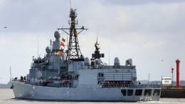 """""""Der Marine gehen die einsatzfähigen Schiffe aus"""""""
